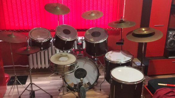 акустични барабани сонор