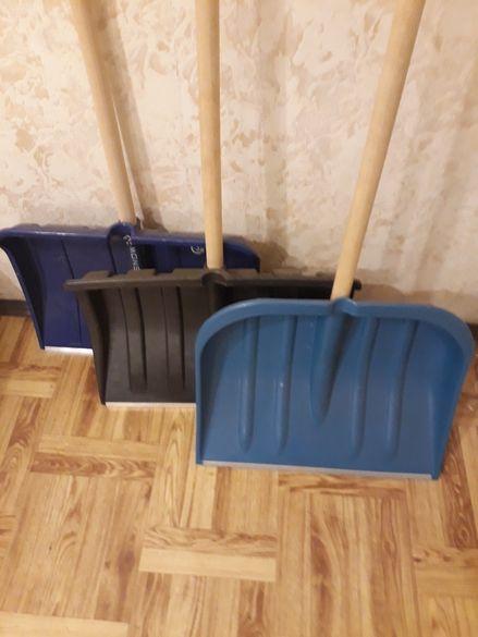 Лопати за сняг
