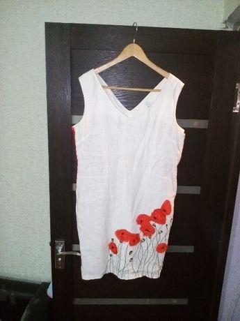 Продам платье белое для женское