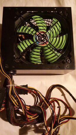 Блок питания ColdLast 420W для компьютера,2 Sata,5 Ide,6-Pin для video