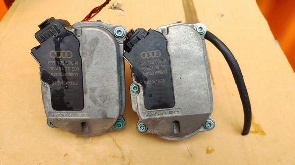 Вихрови клапи управления моторче на вихрови клапи Ауди Audi A6 233кс
