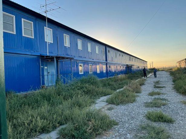 Продам административное модульное здание общежитие 2700 кв.м