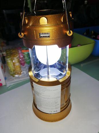 Соларен LED фенер.