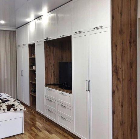 Шкафы на заказ Рассрочка до 3 лет