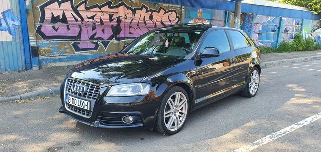 Audi A3 S-line S-tronic