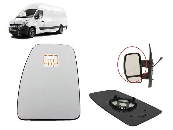 Стъкло за огледало за Opel Movano -Renault Master -Nissan NV400 -