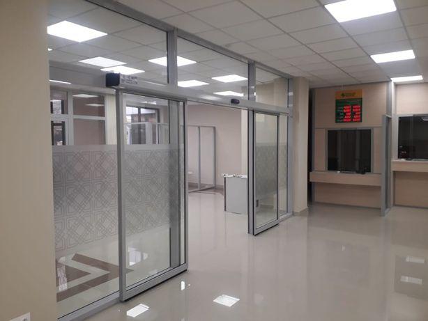 Пластиковые окна двери Витражи на заказ АЛЮМИНИЕВЫЕ ПЕРЕГОРОДКИ Алматы