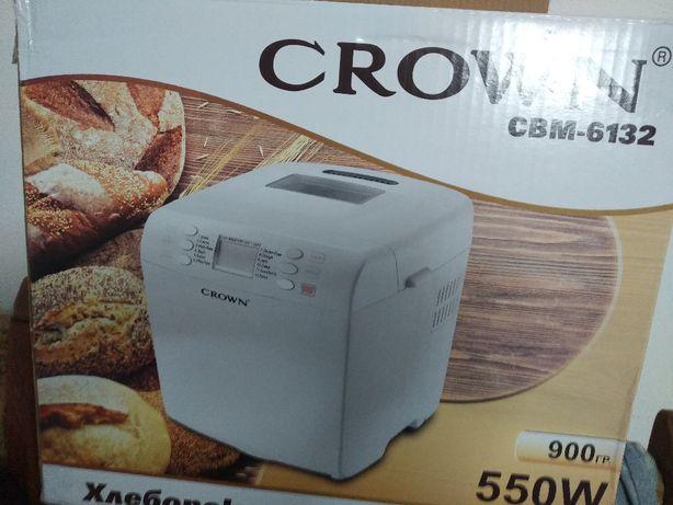 Masina de facut paine Crown