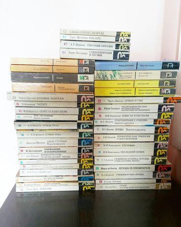 40 книг за 10 000