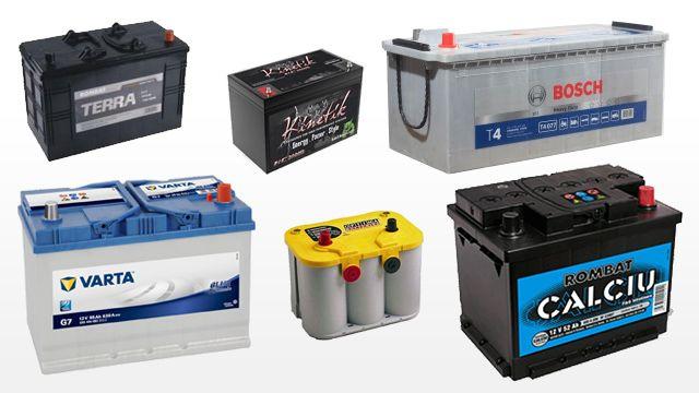 acumulatori auto/ baterii auto , de la 55AH pana 225ah