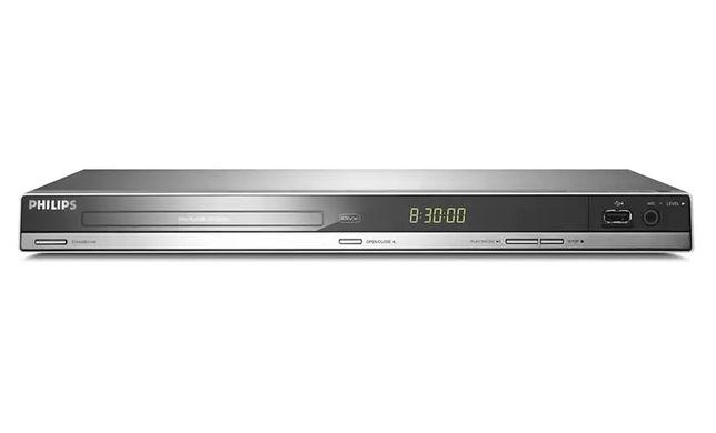 Проигрыватель DVD с портом USB Philips