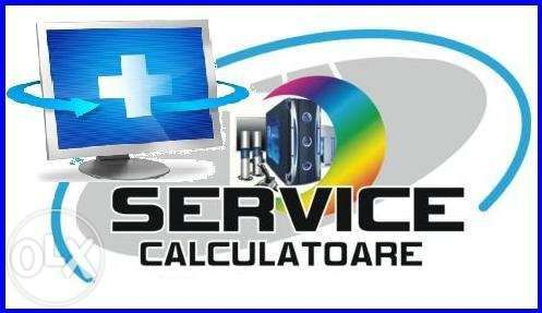 Service Laptop-Computere/Reparatii/Inlocuire componente defecte/Soft