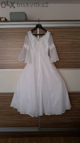 Продавам булчинска рокля