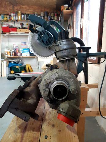 Turbina / turbosuflanta passat B6