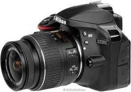 Vand :DSLR Nikon D3300, 24.2MP + Obiectiv AF-P 18-55mm f/3.5-5.6 VR