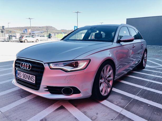 Audi A6 C7 S-line Quattro 3.0d V6 Led Matrix / Navigatie / Automat