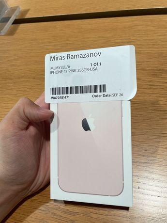 iPhone 13 Pink 256GB