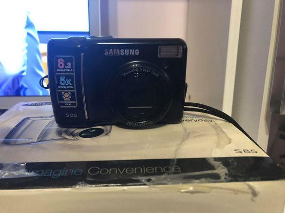 фотоапарат SAMSUNG S 85