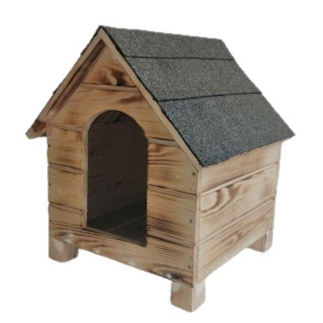 Къща за куче - Ретро,размер С - Къщичка за кучета,Колиба за куче