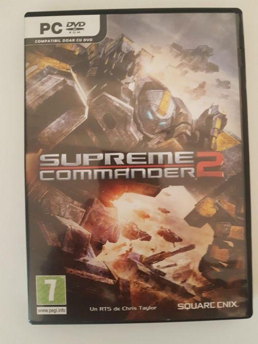 Vand Supreme Commander 2 - pc dvd Bucuresti - imagine 1