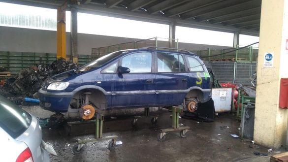 Opel Zafira/Опел зафира на части