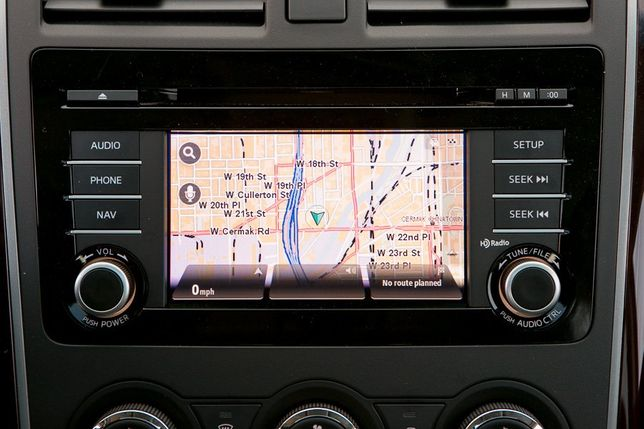 NB1 Mazda 6 CX-5 CX-9 Harta 2019 Navigatie Europa ROMANIA sd card