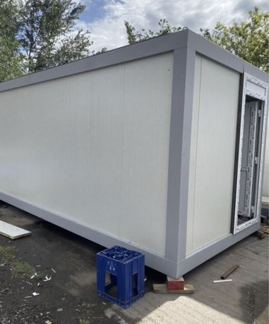 Vand containere