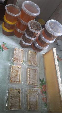 Продам мед со своей пасеки.