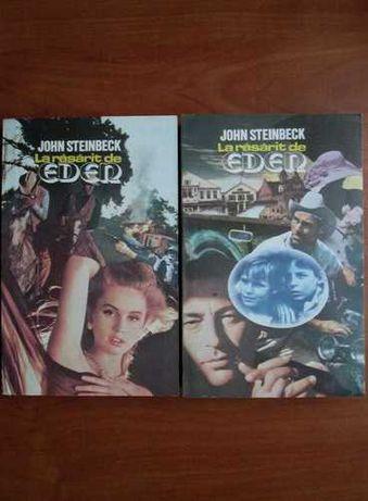 John Steinbeck - La răsărit de Eden - VOL 1 SI 2
