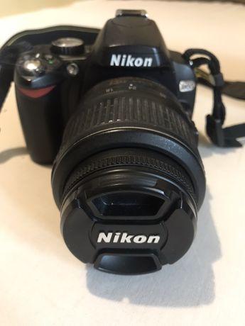 Nicon D60 + Nikkor 18-55 VR