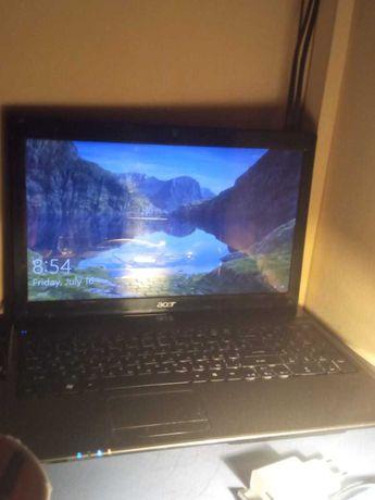 Ноутбук Acer Aspire полностью рабочий Б/У