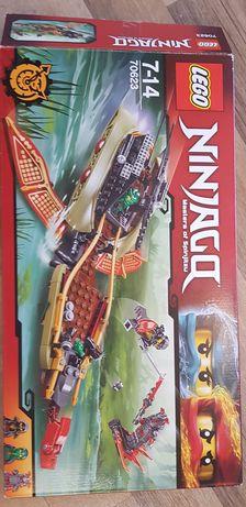 Vand Lego Ninjago Destiny's Shadow barca multifuncțional 70623