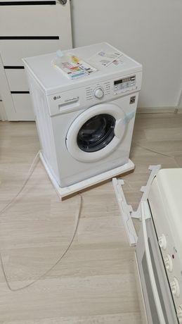 Подключение стиралок