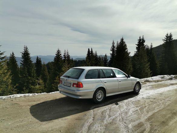 BMW 520D E39 2001