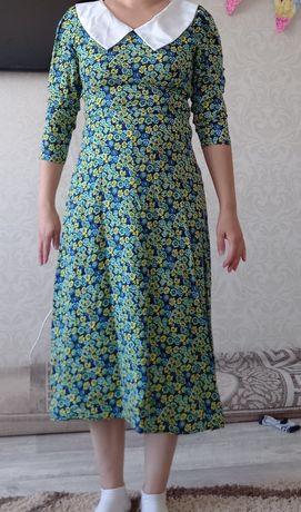 продам платье и туника длинную с разрезом