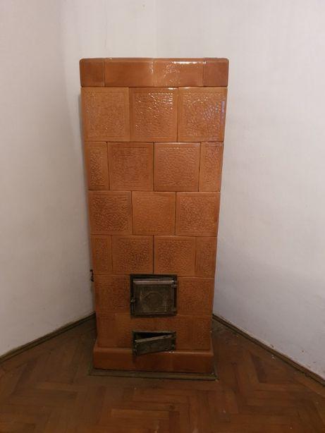 Soba de teracota 55 x 45 x 170 cm