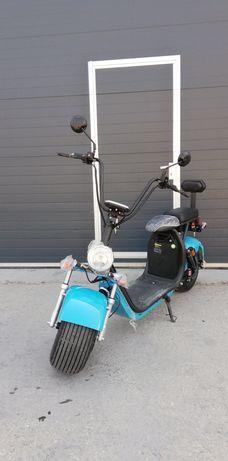 Електрически скутер Harley чопър модел 2020 година 1500W 60V/13Ah нов