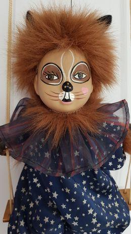 Clown copilaș pisicuță din porțelan