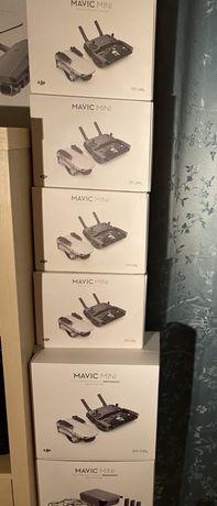 Oferta!!! 11 cutii de drona Dji Mavic Mini Fly More Combo si normale.
