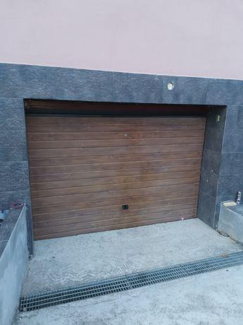 Ușa de garaj automata