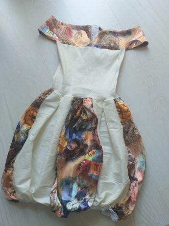 Ново и като ново-рокли,блуза жилетка