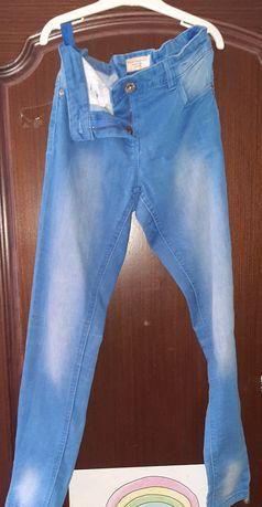 Зауженные джинсы Next