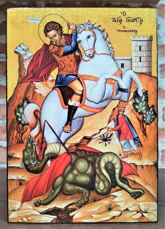 Икони на Св. Георги Победоносец, различни изображения iconi sv Georgi