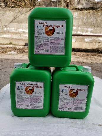 Ingrasamint mineral EGROW (expert/protein/bloom)