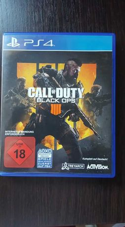 Vand Call of Duty Black Ops 4 , PS 4