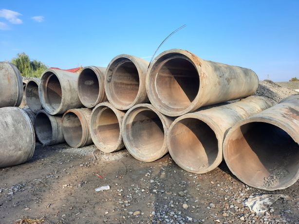 Vând tuburi din beton armat premo