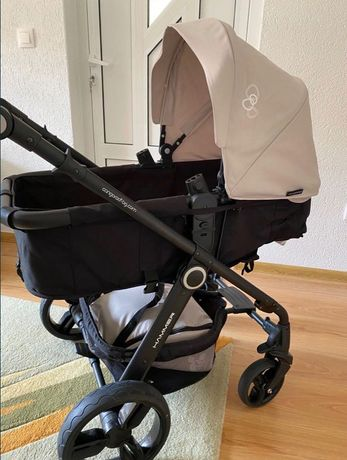 Бебешка количка Cangaroo