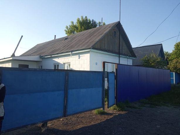 Продам дом в Глазуновке