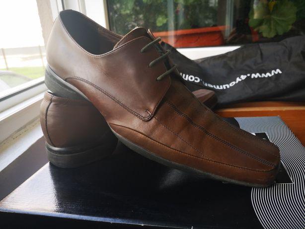 Pantofi piele 44 (banchet, nunta, majorat)
