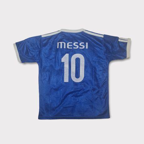 Tricou fotbal de colecție Messi Argentina mărime mică